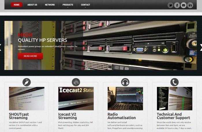 Nieuwe website voor Live-streams.nl